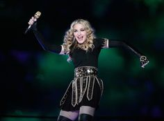 Madonna maintains her youthfulness by eating right, including quinoa and other whole grains as staples, along with vegetables and soy sauce.