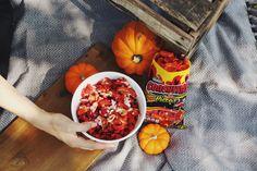 Perfectas las Conchitas Súper Piccas para una tarde fresca de Octubre