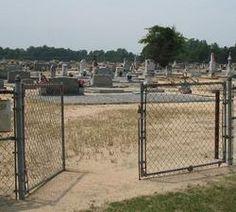 Sandfield Cemetery, Pike Co. Alabama