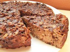 """""""Anya, ez isteni!..."""", avagy Gabojsza konyhája: Csokoládés zabkása torta"""