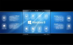 Elegant Blue Dock With Matching Icons is very nice looking Dock for Windows with function to extend the shortcuts. Elegant Blue Dock With Matching Icons will look great if you can use along with the supplied Wallpaper.