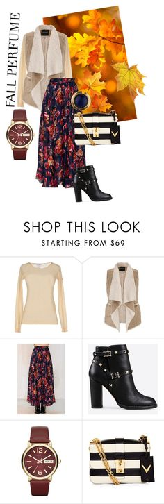 Central Park in the Fall by kreesha on Polyvore featuring Sonia by Sonia Rykiel, maurices, Lucy Paris, Valentino, Marc by Marc Jacobs and Lucky Brand