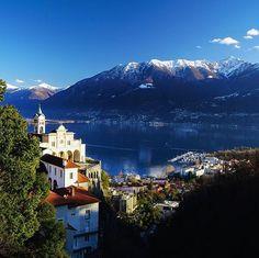 Locarno Switzerland #inLOVEwithSWITZERLAND #MyBestInTravel #mountains #travel #hiking #blickheimat #switzerlandpictures #explorewithfun #switzerland #wgorachjestwszystkocokocham