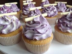 Cheesecake Brownies, Vanilla Cupcakes, Mini Cakes, Baked Goods, Blueberry, Food And Drink, Sweets, Baking, Breakfast