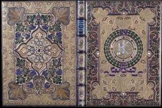 Beautiful example of bookbinding by masters Sangorski and Sutcliffe.