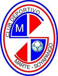 CLUB DEPORTIVO MARTE - SOYAPANGO - SOYAPANGO el salvador