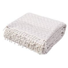 Jaipur Rugs Spirit Handloom Modern Throw Blanket