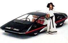 Ferrari Modulo S 512 - Pininfarina by Benedict Redgrove 1967