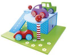 toy garage - Jabadabado