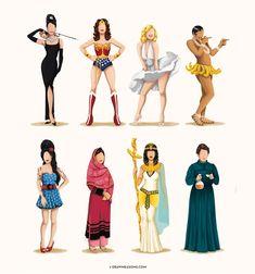 Lore Olympus Discover Who Run the World Music Poster The Future is Female Print Girlboss Gift for Her Fun Pop Art Wall Art Girl Power Gift Feminism Art Print Spice Girls, World Music, Pop Art, Who Runs The World, Girl Running, Mode Outfits, Look Cool, Girl Boss, Women Empowerment