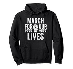 892802f9ec382 Unisex March For Our Lives Gun Control Reform Now Protest... https