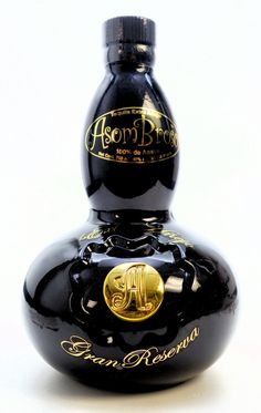 Asombroso Extra Anejo (Black) Tequila - www.oldtowntequila.com