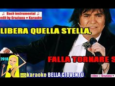 BELLA GIOVENTÙ Renato Zero karaoke Playback instrumental wav edit by © G...