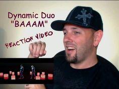 Dynamic Duo (다이나믹듀오) - BAAAM (feat. Muzie of UV) MV Reaction (뮤직비디오)(리액션...