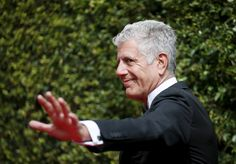 Food may not be the answer to world peace, but it's a start, says Anthony Bourdain - PBS NewsHour