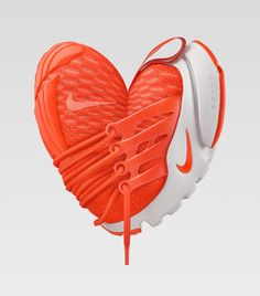 Check this out on leManoosh.com: #Branding #Graphic design #icon #Nike #Rendering #Shoe