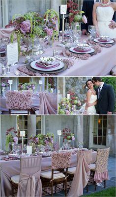 Purple and Lime green. Romantic regal wedding ideas  you can purchase below  LOT OF 12 http://www.ebay.com/itm/121104800624?ssPageName=STRK:MESELX:IT&_trksid=p3984.m1555.l2649      LOT OF 24 http://www.ebay.com/itm/121104800172?ssPageName=STRK:MESELX:IT&_trksid=p3984.m1555.l2649