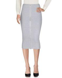 T BY ALEXANDER WANG 3/4 Length Skirt. #tbyalexanderwang #cloth #dress #top #skirt #pant #coat #jacket #jecket #beachwear #