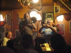 Jazz Players; Madrid, Spain