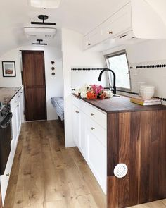 It's been a long time coming. Our Airstream is almost finished. This experience was exciting, stressful, and a huge growing experience for…