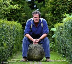 Great article on hedges by Monty Don. Monty Don in his hedge-filled garden in Irvington, Herefordshire