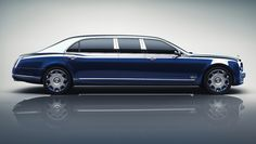 Bentley Mulsanne Grand Limo, le luxe à l'anglaise - http://www.leshommesmodernes.com/bentley-mulsanne-grand-limo/