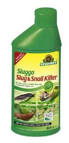 From 4.71:Neudorff Sluggo Slug And Snail Killer 800 G