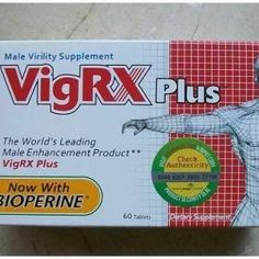 Buy VigRX Plus USA Penis Pills
