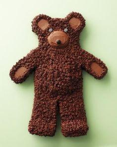 Bear Cake How-To