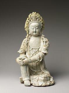 Bodhisattva Yuan dynasty (1271–1368) Date: 14th century Culture: China