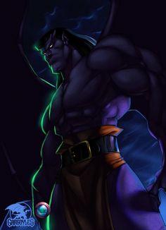 Goliath from Gargoyles.