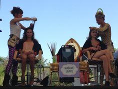 Dour Festival 2014 #madamesavooi