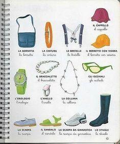 Italiaanse woorden