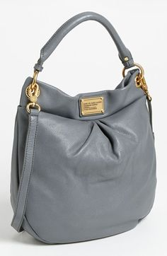 MARC BY MARC JACOBS  Classic Q - Hillier  Hobo available at Nordstrom  Travel Bags 76b879fc947cd