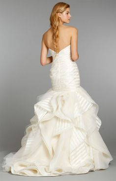 Hayley Paige Fall 2013 Bridal Collection - Belle the Magazine . The Wedding Blog For The Sophisticated Bride