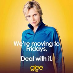 The final season of Glee premieres Friday, January 9 with a special two-hour premiere event and concludes Friday, March 20 with a two-hour episode.