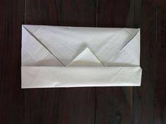 Den perfekte måten å brette serviettene på? I alle fall til konfirmasjonsbordet! - Kreative Idéer Deco Table, Napkins, Boards, Napkin
