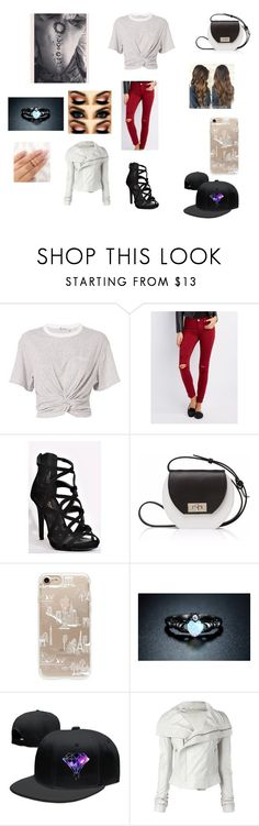 """""""Vampire diaries/Elena's baby sister"""" by hhankins2002 ❤ liked on Polyvore featuring interior, interiors, interior design, home, home decor, interior decorating, T By Alexander Wang, Refuge, Joanna Maxham and Rifle Paper Co"""