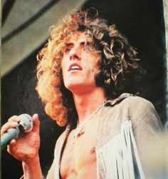 See Roger Daltrey pictures, photo shoots, and listen online to the latest music. Roger Daltrey, Keith Moon, Rock N Roll Music, Rock And Roll, Woodstock, Rock Legends, Latest Music, Classic Rock, Music Is Life