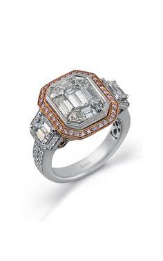 Browse Simon G Engagement rings Elizabeth Diamond Company, Pink Diamond Jewelry, Mosaic, Fancy, Jewels, Engagement Rings, Unique, Shapes, Beautiful