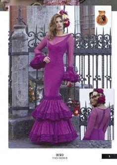 Todo Ideas en faldas de flamenca entalladas African Attire, African Fashion Dresses, African Dress, Fashion Wear, Fashion Photo, Fashion Models, Costume Flamenco, Flamenco Dresses, Frou Frou