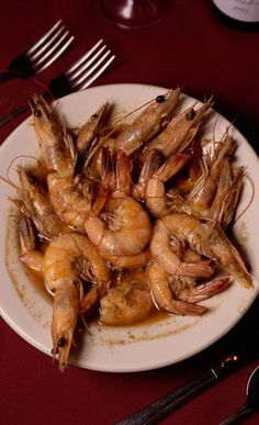 BBQ Shrimp from New Orleans