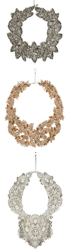 Jenny Packham Spring 2014 Wedding Accessories Collection