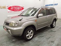 Japanese vehicles to the world: 19594T8N6 2001 Nissan X-trail X for Kenya to Momba...