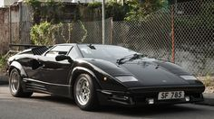 Lamborghini Countach 25th Anniversary | by Rupert Procter @blackcygnusphotography