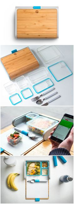 Prepd Pack - The lunchbox reimagined. d'autres gadgets ici : http://amzn.to/2kWxdPn