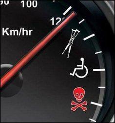 Speedometer Warnings