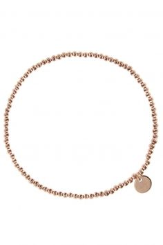 PETIT-GEMS Armband rosé vergoldet