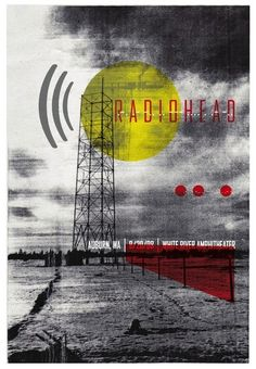 Radiohead- their music is so cool and different