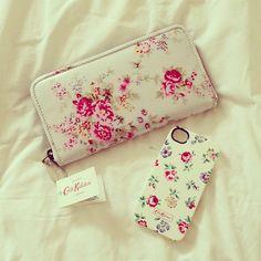 ♡ Follow Amazinggrace31 | IPhone floral case                     cath kidston.
